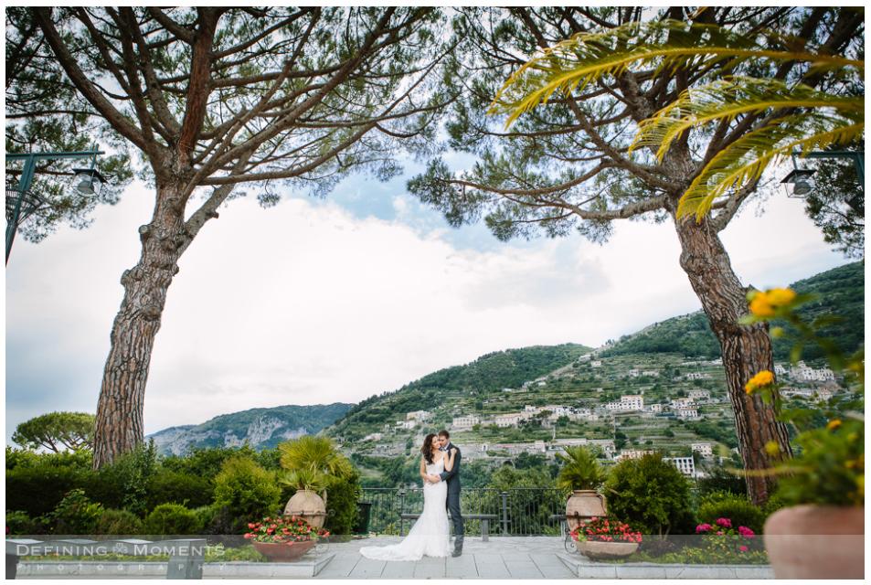 getting married italy destination wedding abroad photographer amalfi coast ravello positano wedding documentary photography bride groom