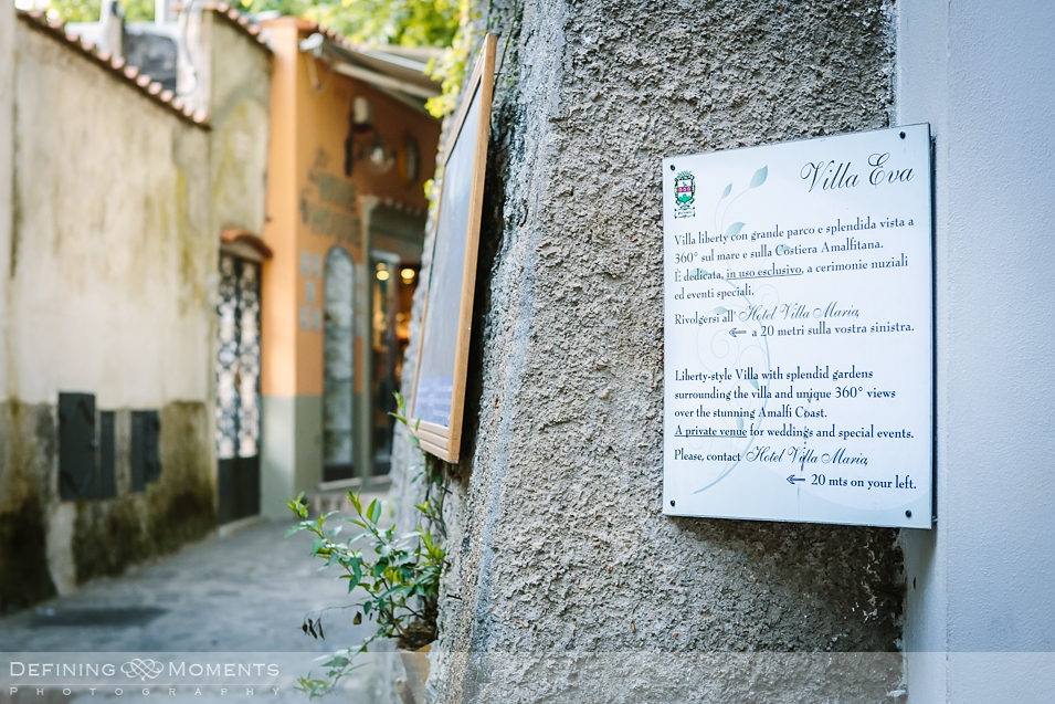 getting married italy destination wedding abroad photographer amalfi coast ravello positano wedding documentary photography