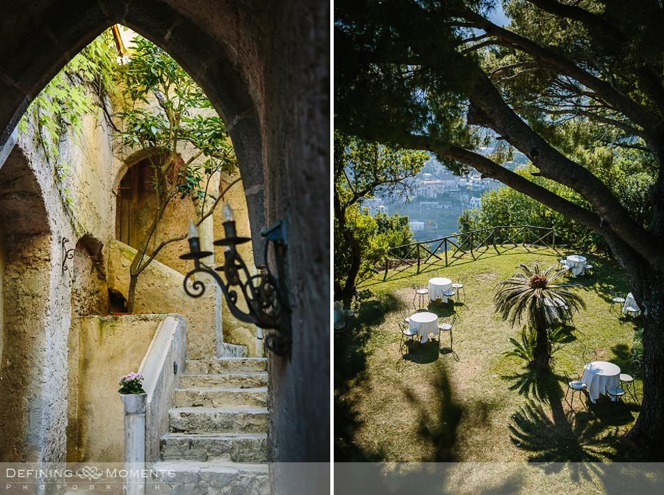 getting married italy destination wedding abroad photographer amalfi coast ravello positano wedding documentary photography villa cimbrone