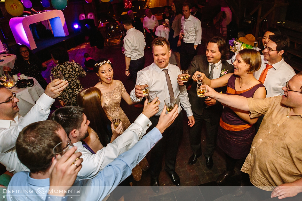 award-winning surrey documentary wedding photographer documentary natural stylish contemporary wedding photography toast