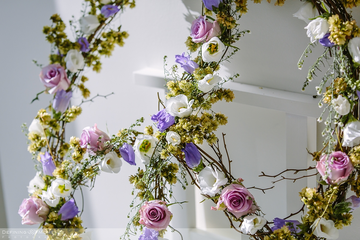 natural contemporary indoor hotel white room photography peace sign flower arrangement surrey documentary photographer journalistic