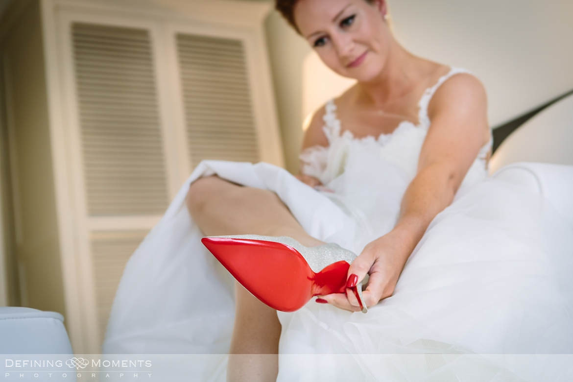 louboutin wedding shoes grand exclusive wedding mansion surrey sussex award-winning documentary wedding photographer natural stylish contemporary wedding photography
