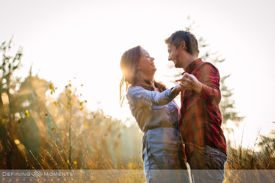 nature golden-hour pre_wedding shoot engagement session couple shoot guildford leatherhead dorking box_hill surrey natural stylish contemporary pre-wedding photography photographer