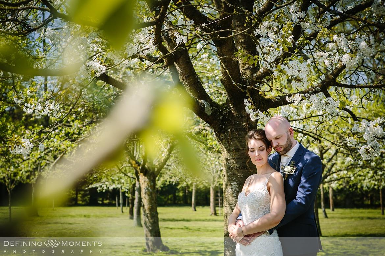 outdoor orchard unique rustic mill wedding venue surrey authentic romantic photographer photography orangerie bridal portraits