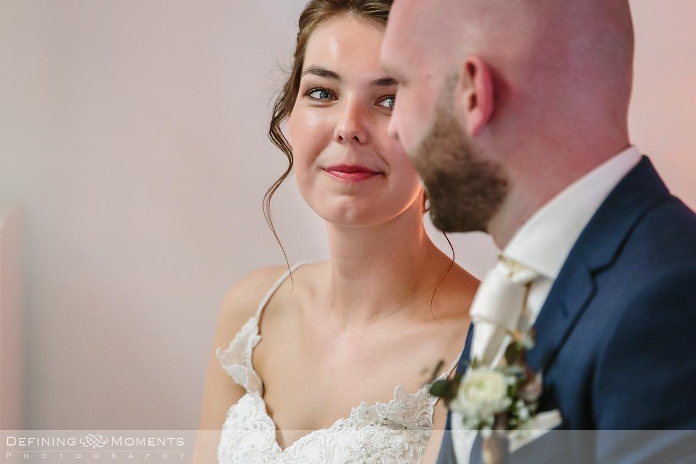 wedding ceremony unique rustic mill wedding venue surrey authentic romantic photographer photography orangerie bridal portraits