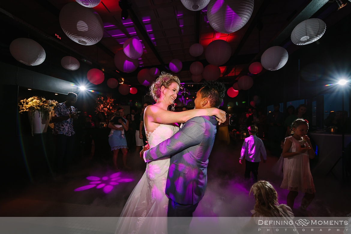 first_dance wedding_portraits industrial wedding venue rotterdam vertrekhal award-winning surrey documentary wedding photographer natural stylish authentic unposed contemporary wedding photography