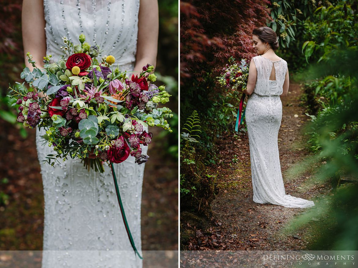 bridal bouquet portrait shoot couple session bride groom authentic natural unposed wedding photography real_moments emotions surrey award_winning best photojournalistic photographer