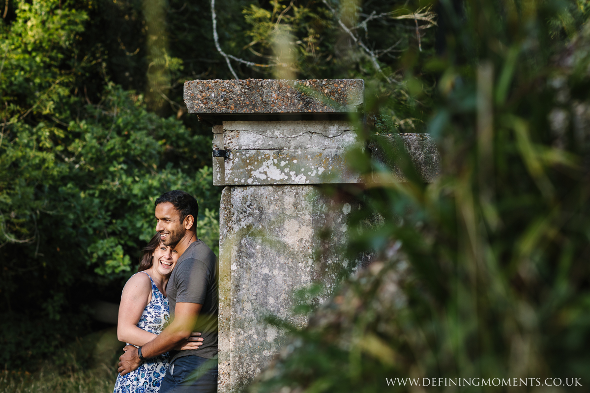 surrey couples photo session engagement love pre-wedding documentary photographer wedding proposal  shoot natural contemporary outdoor photography