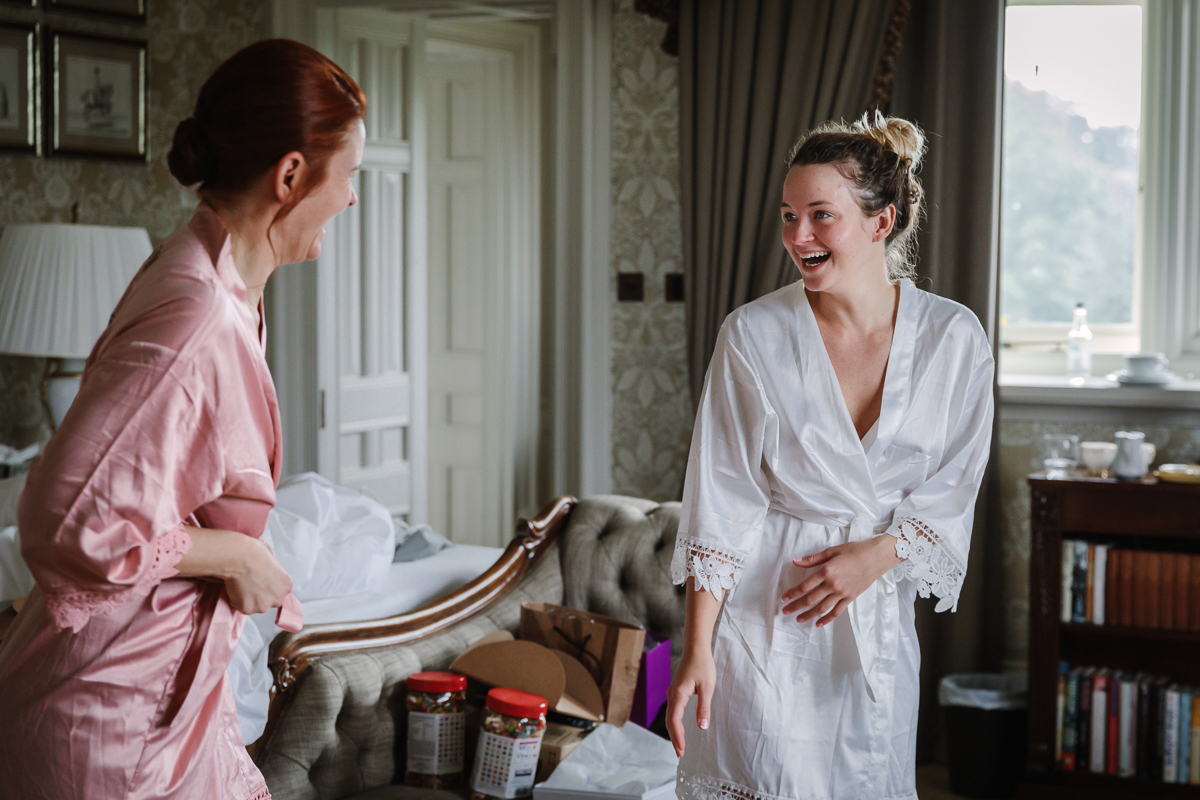 cowdray_house bridal_preps diamond_room bridesmaids bride wedding_day make_up real_moments emotions authentic natural unposed wedding photography west_sussex award_winning best photojournalistic photographer