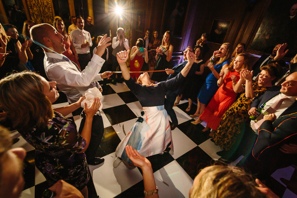 cowdray_house wedding first dance bride groom couple authentic natural unposed wedding photography west_sussex award_winning photographer