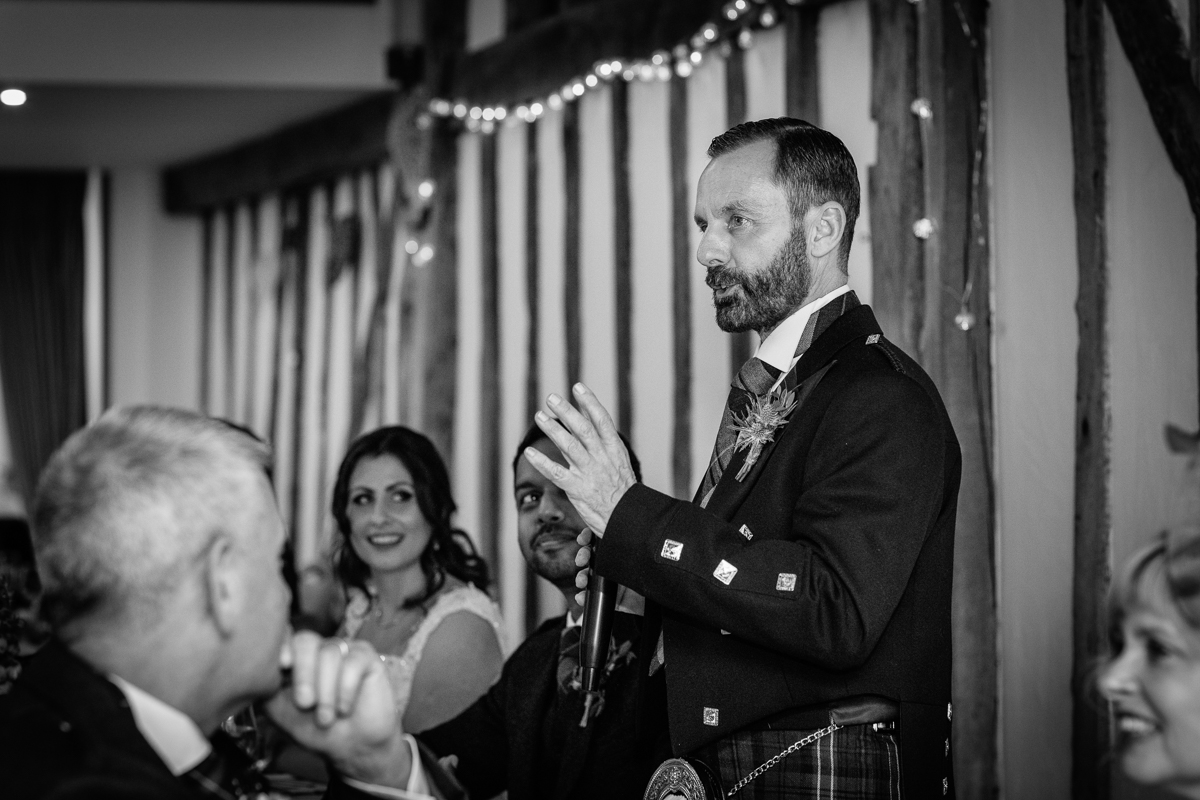 father-of-the-bride wedding breakfast speeches elm_barn maidens_barn authentic natural unposed wedding photography essex award_winning photographer