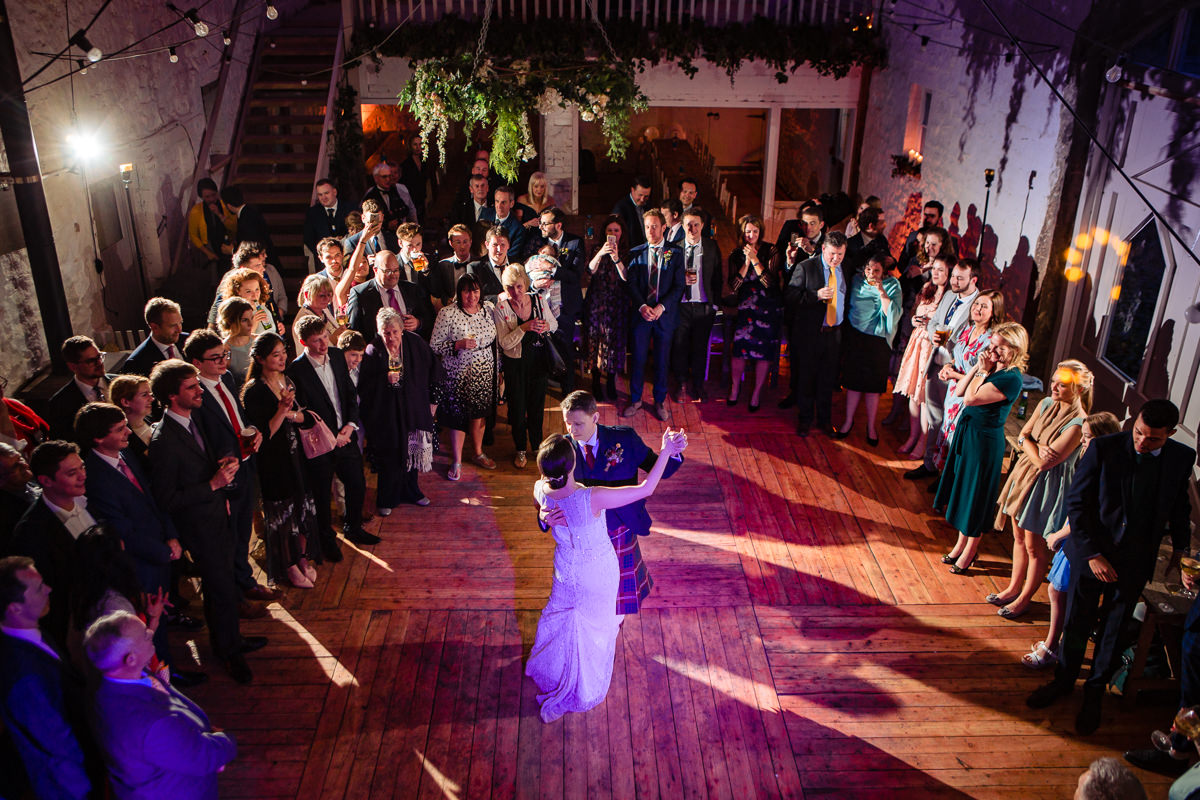 first dance opening bride groom international wedding photographer surrey photojournalistic documentary reportage photographer photo