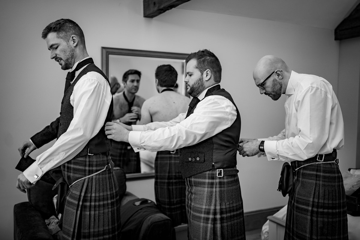 bestmen wedding getting ready preps wedding photo journalistic documentary reportage photographer photo surrey