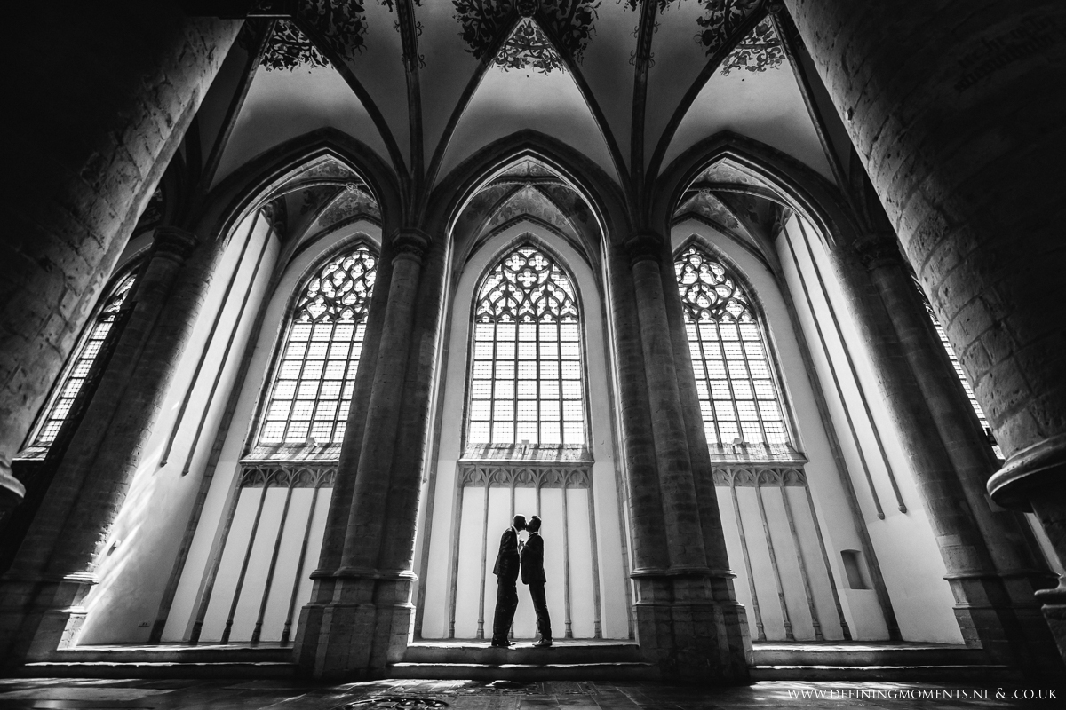 Church-black_white-wedding-portrait-LGBTQ-couple-same_sex-gay-grooms-wedding-photography-diversity-photographer-groom-portrait-love_is_love-rainbow